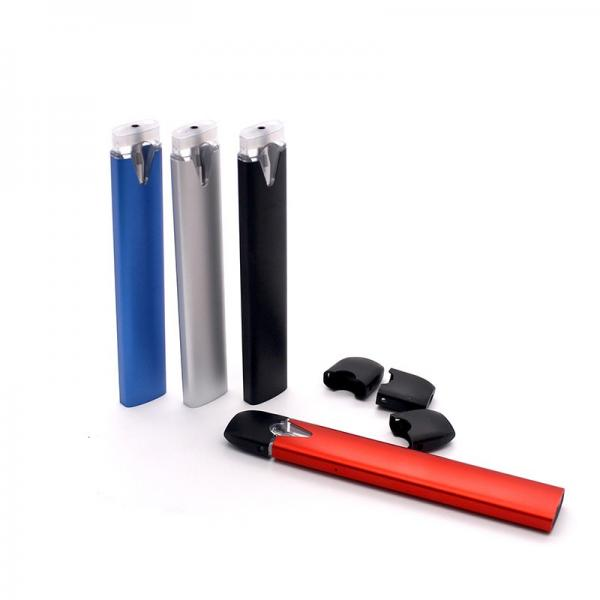 China Factory Hot Sale Lush Ice Puff Bar Jucie Flavor Disposable Vape Pen Electronic Cigarette with 270mAh #2 image